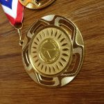 hapkido medaille