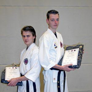 hapkido trainer